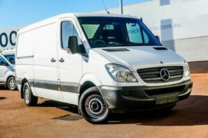 2012 Mercedes-Benz Sprinter NCV3 MY12 313CDI High Roof LWB 7G-Tronic White 7 Speed Sports Automatic Rockingham Rockingham Area Preview
