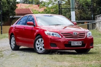 2009 Toyota Camry ACV40R Altise Red 5 Speed Automatic Sedan Aspley Brisbane North East Preview
