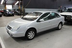 2004 Citroen C5 SX HDi Silver 4 Speed Sports Automatic Hatchback Maryville Newcastle Area Preview
