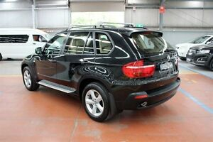 2007 BMW X5 E70 d Steptronic Executive Black 6 Speed Sports Automatic Wagon Maryville Newcastle Area Preview