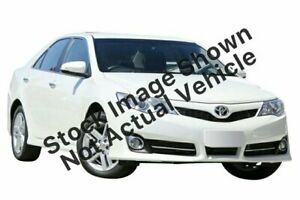 2013 Toyota Camry ASV50R Atara SL Silver 6 Speed Sports Automatic Sedan Castle Hill The Hills District Preview