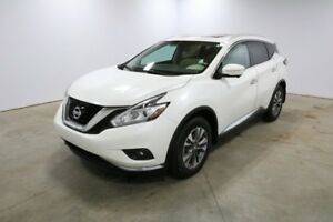 2015 Nissan Murano AWD SL Accident Free,  Navigation,  Leather,