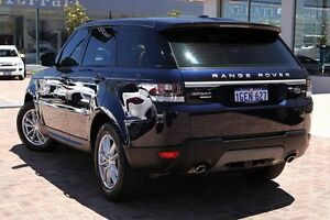 2014 Land Rover Range Rover Sport L494 MY15 TdV6 CommandShift SE Blue 8 Speed Sports Automatic Wagon Osborne Park Stirling Area Preview