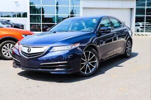 2015 Acura TLX TECH AWD   LEATHER, NAV, HEATED STEERING