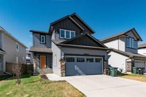 Home for Sale in Sherwood Park, AB (3bd 2ba/1hba)
