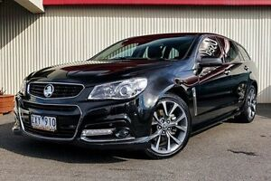 2013 Holden Commodore Black Sports Automatic Wagon Dandenong Greater Dandenong Preview