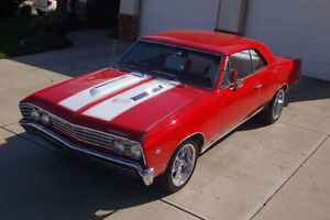 1967 Chevrolet Chevelle Malibu - Must go this week!