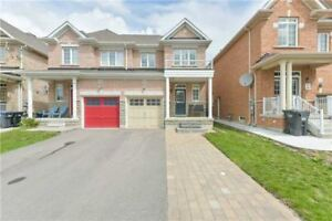 Absolutely Gorgeous 3 Bedroom Semi Detached Home