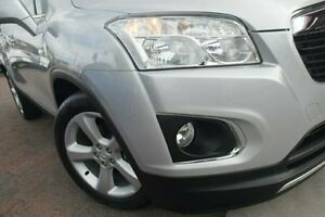 2014 Holden Trax TJ MY15 LTZ Silver 6 Speed Automatic Wagon Waitara Hornsby Area Preview