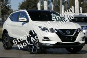 2019 Nissan Qashqai J11 Series 2 Ti X-tronic White 1 Speed Constant Variable Wagon Watsonia Banyule Area Preview