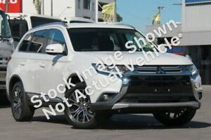 2016 Mitsubishi Outlander ZK MY16 LS 2WD Starlight 6 Speed Constant Variable Wagon