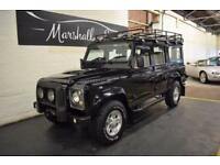 2008 58 LAND ROVER DEFENDER 110 2.4 110 COUNTY STATION WAGON 5D 122 BHP 7 SEATS