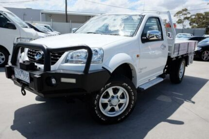 2013 Great Wall V200 K2 MY13 White 6 Speed Manual Cab Chassis Dandenong Greater Dandenong Preview