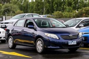 2008 Toyota Corolla ZRE152R Ascent Blue 4 Speed Automatic Sedan Ringwood East Maroondah Area Preview