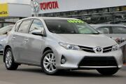 2015 Toyota Corolla ZRE182R Ascent Sport S-CVT Silver 7 Speed Constant Variable Hatchback Chermside Brisbane North East Preview