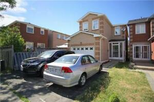 Gorgeous Detached Home With New Washrooms @ Lenthall Ave
