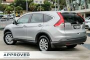 2013 Honda CR-V RM MY14 VTi Silver 5 Speed Automatic Wagon Brookvale Manly Area Preview