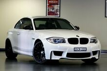 2011 BMW 1M E82 LCI MY11 White 6 Speed Manual Coupe North Willoughby Willoughby Area Preview