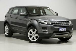 2015 Land Rover Range Rover Evoque L538 MY15 TD4 Pure Tech Grey 9 Speed Sports Automatic Wagon