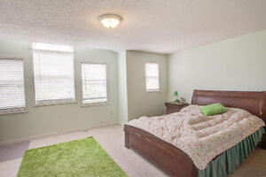 Short-term rental of the master bedroom in shared student house