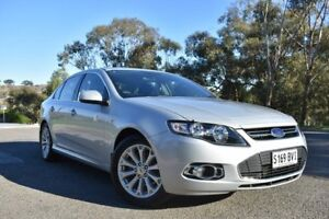 2014 Ford Falcon FG MkII G6 EcoLPi Silver 6 Speed Sports Automatic Sedan St Marys Mitcham Area Preview