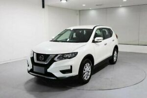 2019 Nissan X-Trail T32 Series II ST X-tronic 4WD White 7 Speed Constant Variable Wagon Invermay Launceston Area Preview