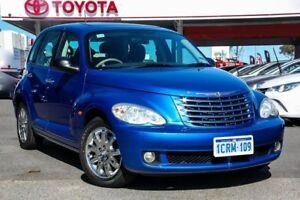 2007 Chrysler PT Cruiser MY06 Limited Blue 4 Speed Automatic Hatchback