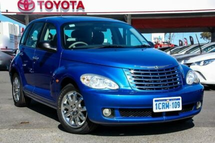 2007 Chrysler PT Cruiser MY06 Limited Blue 4 Speed Automatic Hatchback Osborne Park Stirling Area Preview