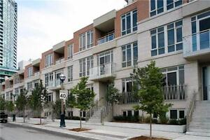 Executive Townhouse In One Of Downtown Toronto!