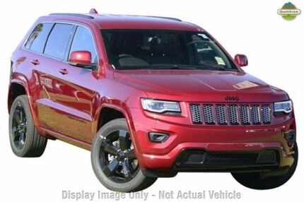 2015 Jeep Grand Cherokee WK MY15 Blackhawk Deep Cherry Red 8 Speed Automatic Wagon Zetland Inner Sydney Preview
