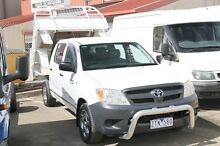 2005 Toyota Hilux TIPPER DUAL CAB 5 Speed Manual Utility Carrum Downs Frankston Area Preview