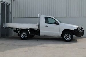 2013 Volkswagen Amarok 2H MY12.5 TDI340 (4x2) White 6 Speed Manual South Maitland Maitland Area Preview