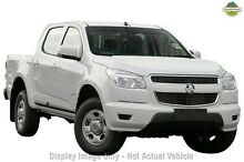 2016 Holden Colorado RG MY16 LS (4x4) Olympic White 6 Speed Automatic West Perth Perth City Preview