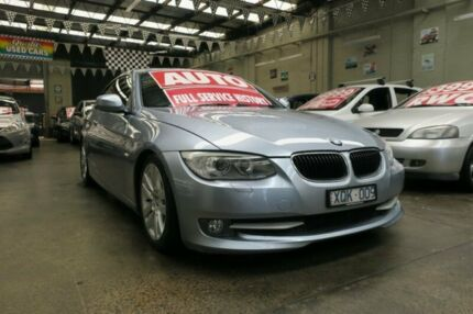 2010 BMW 320D E92 MY10 6 Speed Auto Steptronic Coupe Mordialloc Kingston Area Preview