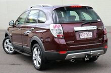 2012 Holden Captiva CG Series II Red 6 Speed Sports Automatic Wagon Wilston Brisbane North West Preview