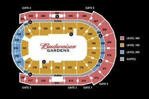 LONDON KNIGHTS Tickets x 3 Games Club Seats with Parking