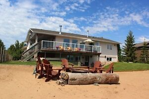 Lakefront Acreage available on Alberta Side of Sandy Beach