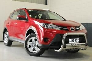 2013 Toyota RAV4 ASA44R GX AWD Red 6 Speed Sports Automatic Wagon Nailsworth Prospect Area Preview