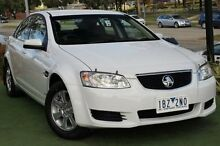 2011 Holden Commodore VE II Omega White 6 Speed Sports Automatic Sedan Berwick Casey Area Preview