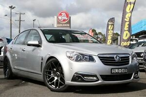 2015 Holden Calais VF II MY16 V Silver 6 Speed Sports Automatic Sedan Liverpool Liverpool Area Preview