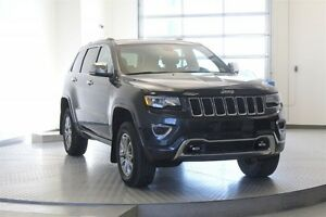 2014 Jeep Grand Cherokee Overland 4WD * Leather 5.7L Hemi -Navig Regina Regina Area image 7