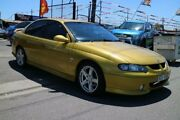 2001 Holden Commodore VX SS Yellow 4 Speed Automatic Sedan Brooklyn Brimbank Area Preview