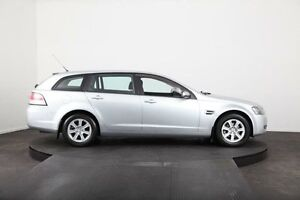 2008 Holden Commodore VE MY09 Omega Silver 4 Speed Automatic Sportswagon Mulgrave Hawkesbury Area Preview
