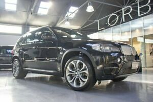 2013 BMW X5 E70 MY13 xDrive 40d Sport Sapphire Black 8 Speed Automatic Sequential Wagon Port Melbourne Port Phillip Preview