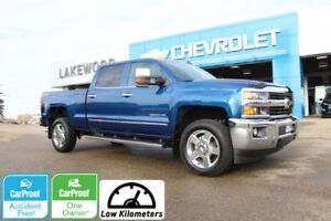 2016 Chevrolet Silverado 2500HD LTZ (Navigation, Back Up Camera)