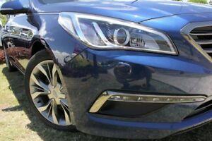2014 Hyundai Sonata LF Premium Blue 6 Speed Sports Automatic Sedan