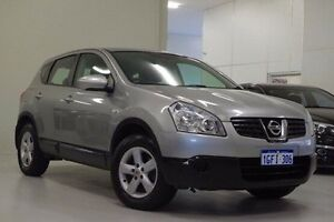 2008 Nissan Dualis J10 ST AWD Silver 6 Speed Manual Hatchback Myaree Melville Area Preview