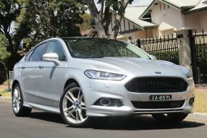 2017 Ford Mondeo MD 2017.00MY Titanium PwrShift Silver 6 Speed Sports Automatic Dual Clutch Nailsworth Prospect Area Preview