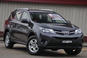 2014 Toyota RAV4 ASA44R MY14 Upgrade GX (4x4) Grey 6 Speed Automatic Wagon Homebush Strathfield Area Preview