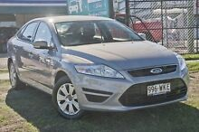 2014 Ford Mondeo MC LX Grey 6 Speed Automatic Hatchback Capalaba West Brisbane South East Preview